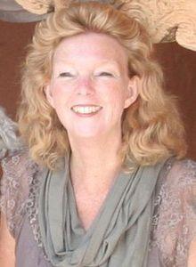 Lydia Atema, reisbegeleidster