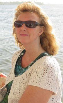 Lydia Atema, meditatie- en reisbegeleidster